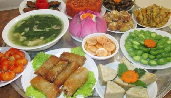 Top 5 Nhà Hàng Chay Ngon, Bổ, Rẻ Tại Đà Nẵng 2