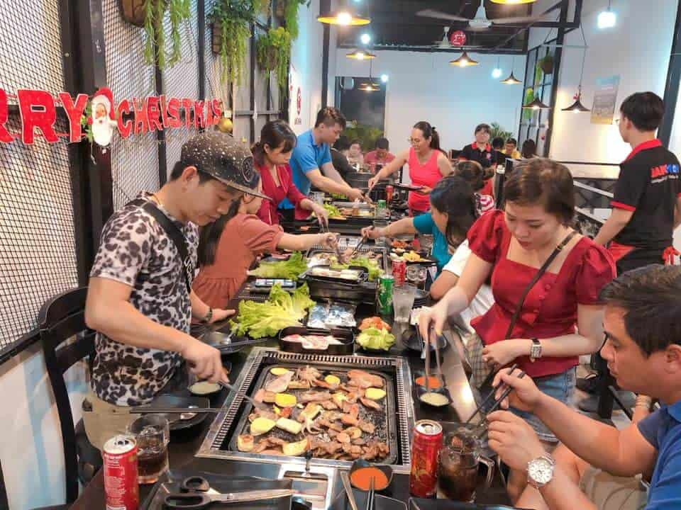 Top 5 Địa Điểm Ăn Thịt Nướng Kiểu Hàn Quốc Ngon Nhất Ở Quận 7 5