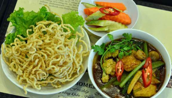 Top 5 Quán Chay Ngon, Đông Khách Tại Đà Nẵng 2