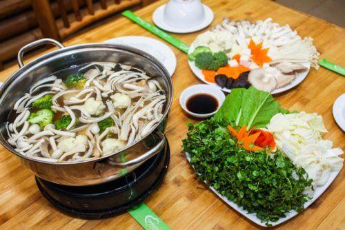 Top 5 Quán Chay Ngon, Đông Khách Tại Đà Nẵng 4