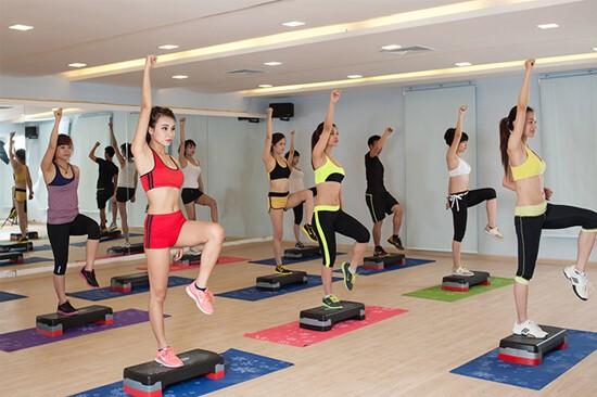 Trung tâm thể dục thẩm mỹ giảm cân hiệu quả