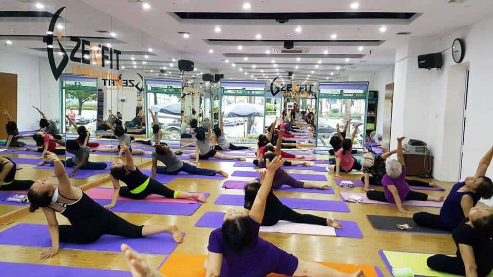 Top 7 Địa Điểm Tập Yoga Tốt Nhất Tại Hà Nội -  - CLB YOGA Hà Nội | Hà Nội | Trung Tâm SHIVOM YOGA & DANCE 45