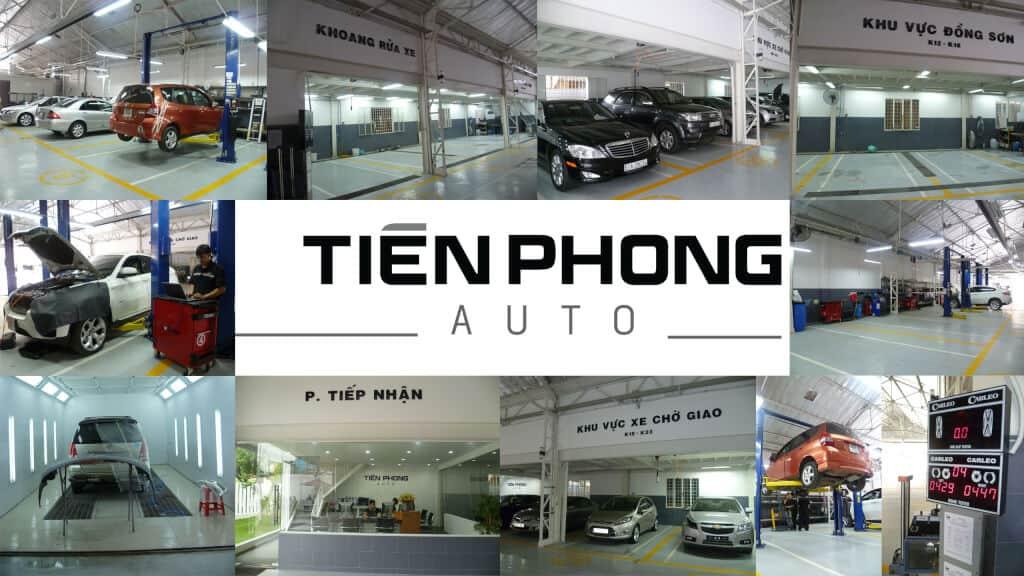 Địa chỉ Gara/xưởng sửa chữa ô tô uy tín tại TPHCM