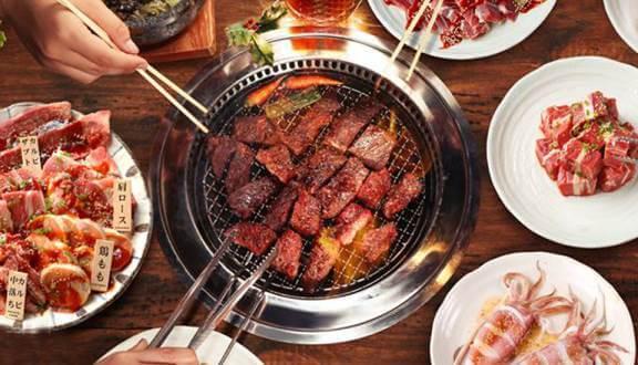 Top 5 Nhà Hàng Nướng Kiểu Nhật Ngon, Rẻ Ở Quận 1 -  - ANRAKUTEI Japanese BBQ | Gyu - Kaku - Chuyên món nướng Nhật Bản | Gyu Shige - Ngưu Phồn 25