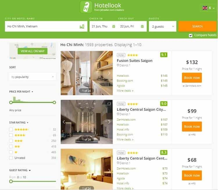 Top 7 Website Đặt Phòng Online Nhanh Chóng, Giá Rẻ -  - Website Airbnb | Website Asiabooking | Website Expedia 25