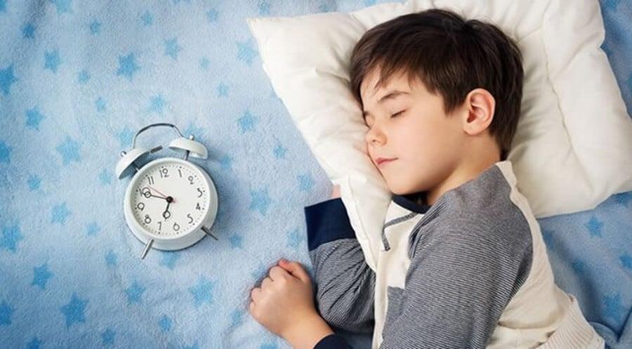ngủ đủ giấc bí quyết giúp phát triển chiều cao