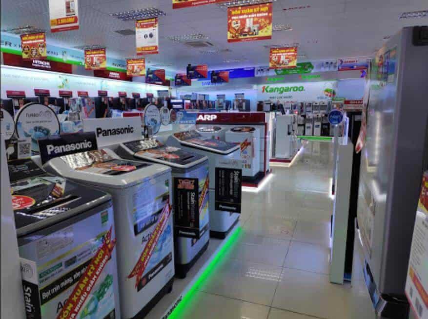 Top 5 Đại Lý Bán Thiết Bị Gia Đình Hàng Chính Hãng Tại Quận 7 - đại lý bán thiết bị gia đình hàng chính hãng - Siêu thị Nguyễn Kim 159