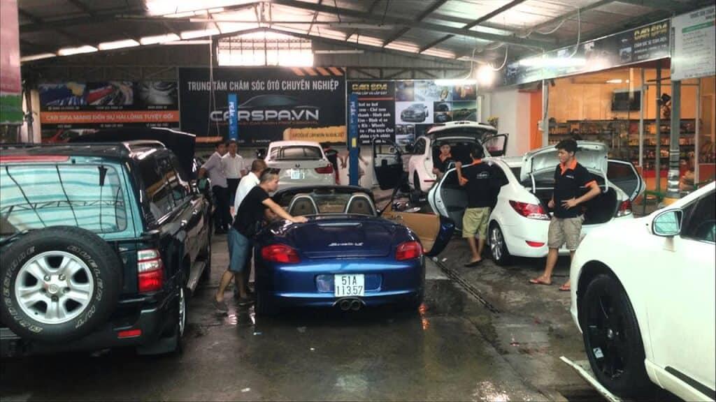 Top 10 showroom bán ô tô chính hãng, uy tín nhất TP Hồ Chí ...