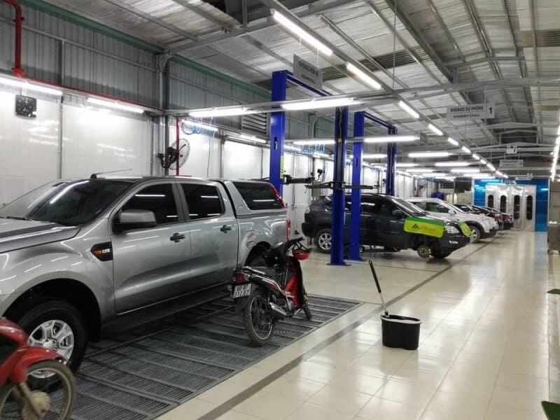 Top 10 Xưởng/ Gara sửa chữa ô tô uy tín và chất lượng ở ...
