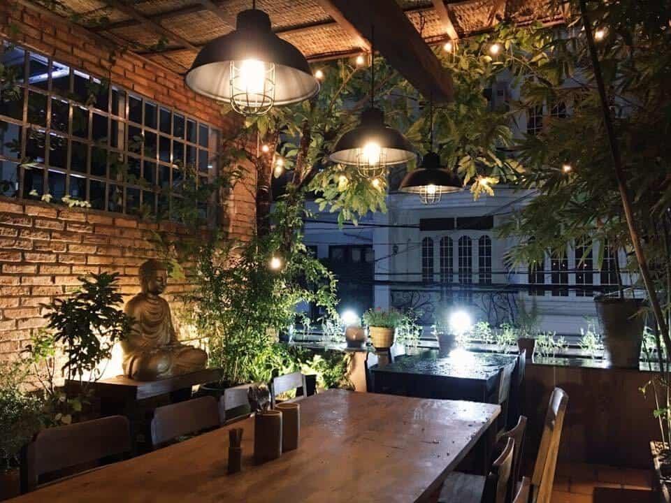 Top 07 Nhà Hàng Chay Ngon Có Thiết Kế Đẹp, An Nhiên Ở Sài Gòn -  - Ăn Chay | Nhà hàng Chay & Coffee Rôu | Nhà hàng chay Đất Lành 35