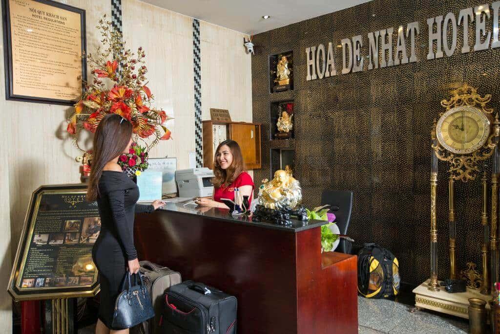 Top 7 Khách Sạn Gần Sân Bay Tân Sơn Nhất Tp. HCM -  - Eastin Grand Hotel Saigon | Hoa Đệ Nhất Hotel | Iris Hotel 47