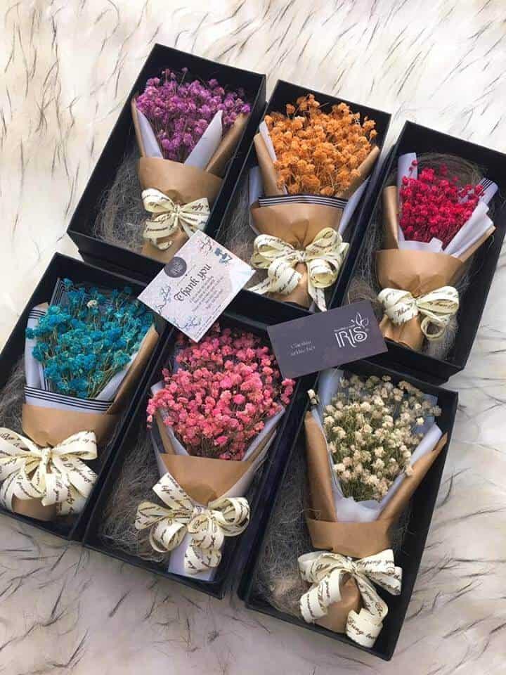 Top 5 Cửa Hàng Cung Cấp Hoa Khô Giá Rẻ Tại TP. HCM -  - Shop Hoa khô Bách Hợp | Shop Hoa khô Iris | Shop Hoa khô Quang Minh 21