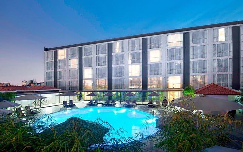 Top 7 Khách Sạn Gần Sân Bay Tân Sơn Nhất Tp. HCM -  - Eastin Grand Hotel Saigon | Hoa Đệ Nhất Hotel | Iris Hotel 43