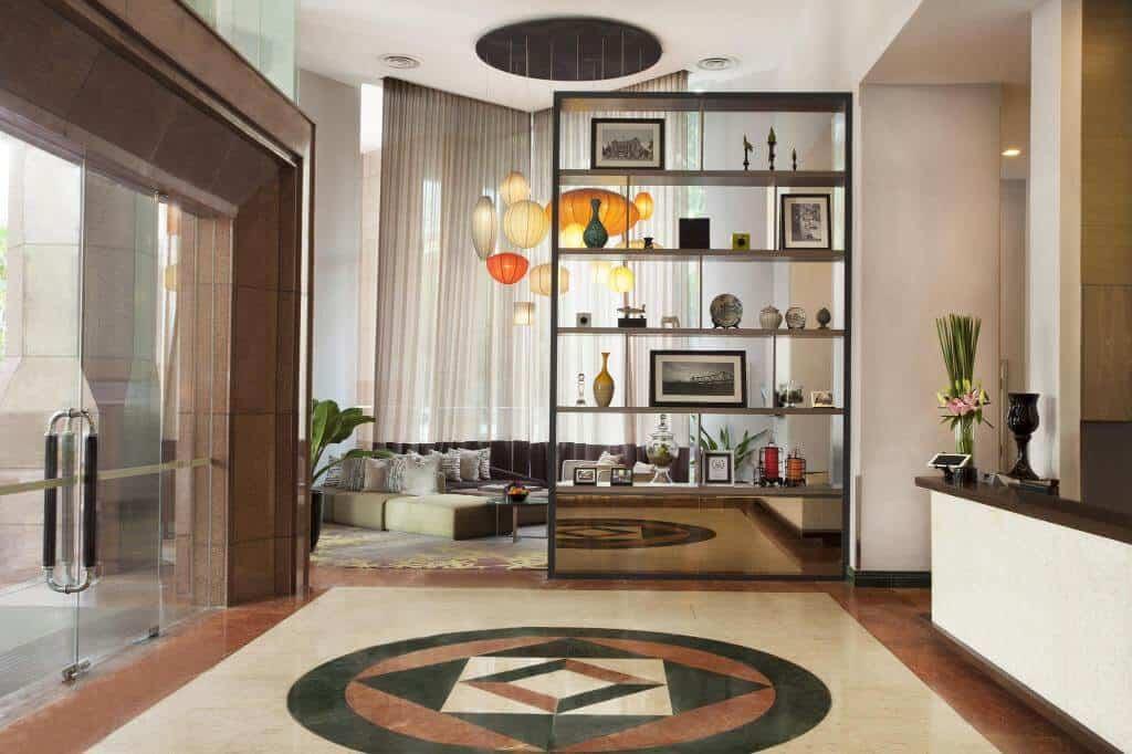 khách sạn 5 sao hiện đại nhất tại hà nội