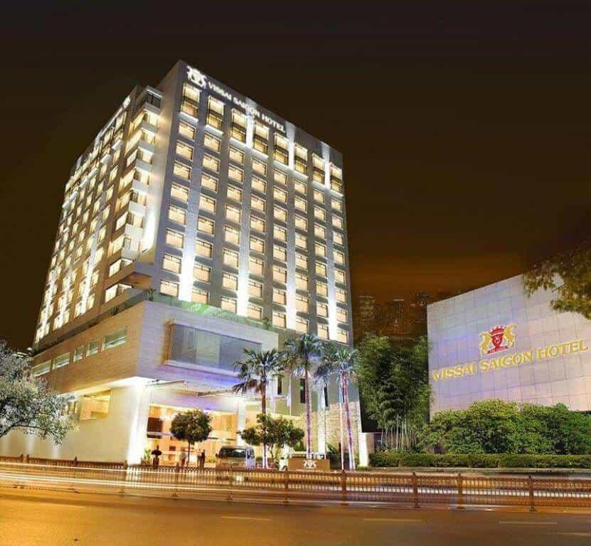Top 7 Khách Sạn Gần Sân Bay Tân Sơn Nhất Tp. HCM -  - Eastin Grand Hotel Saigon | Hoa Đệ Nhất Hotel | Iris Hotel 31