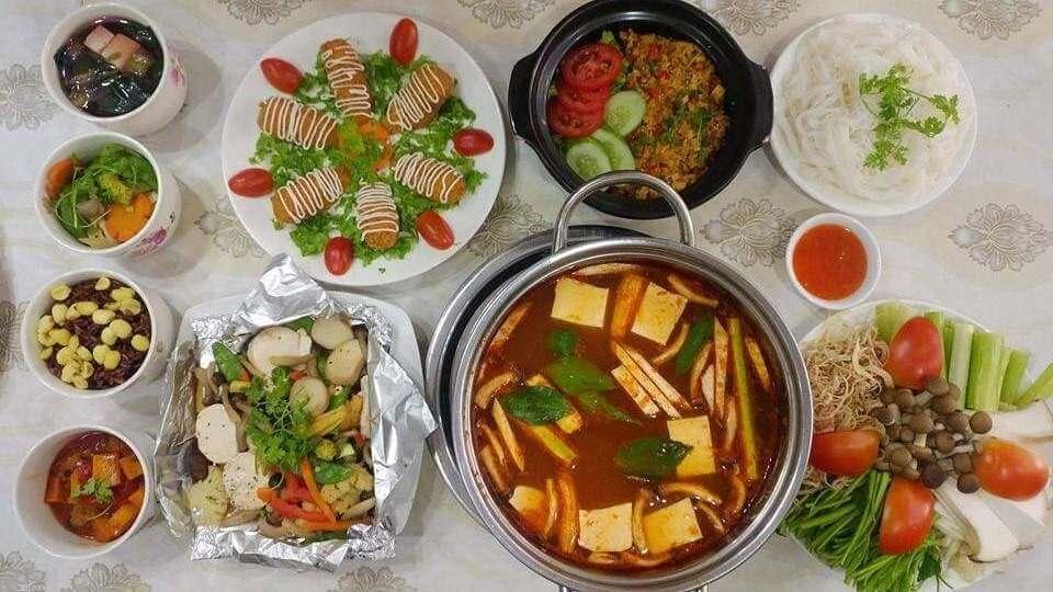 Top 5 Nhà Hàng Chay Ăn Là Nghiền Tại Tp. HCM -  - Ăn Chay | Đóa Sen Vàng | Nhà hàng chay Đậu Đỏ Vegan Bistro 41