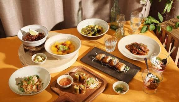 Top 5 Nhà Hàng Chay Ăn Là Nghiền Tại Tp. HCM -  - Ăn Chay | Đóa Sen Vàng | Nhà hàng chay Đậu Đỏ Vegan Bistro 35