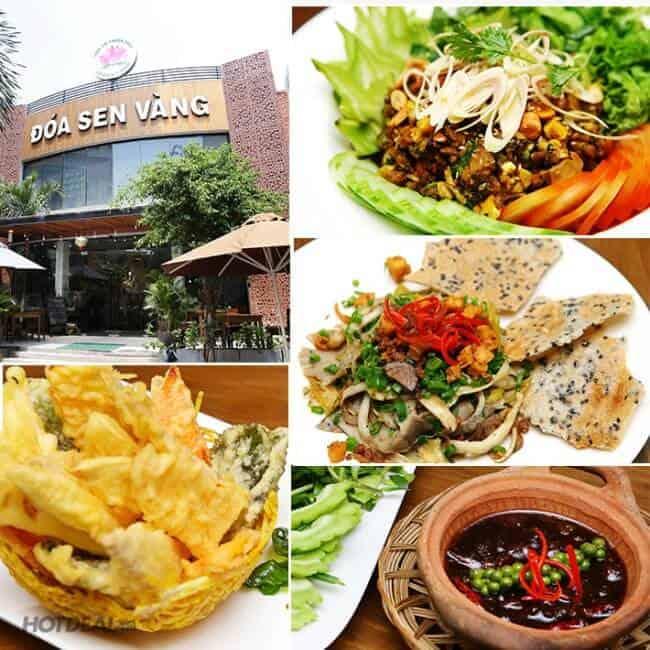 Top 5 Nhà Hàng Chay Ăn Là Nghiền Tại Tp. HCM -  - Ăn Chay | Đóa Sen Vàng | Nhà hàng chay Đậu Đỏ Vegan Bistro 29