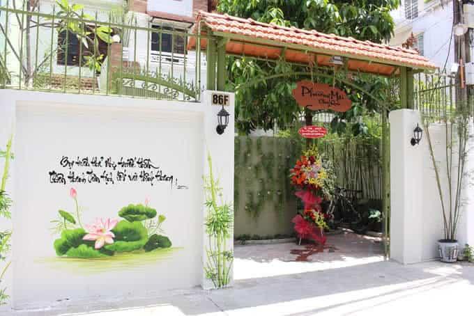Top 07 Nhà Hàng Chay Ngon Có Thiết Kế Đẹp, An Nhiên Ở Sài Gòn -  - Ăn Chay | Nhà hàng Chay & Coffee Rôu | Nhà hàng chay Đất Lành 45
