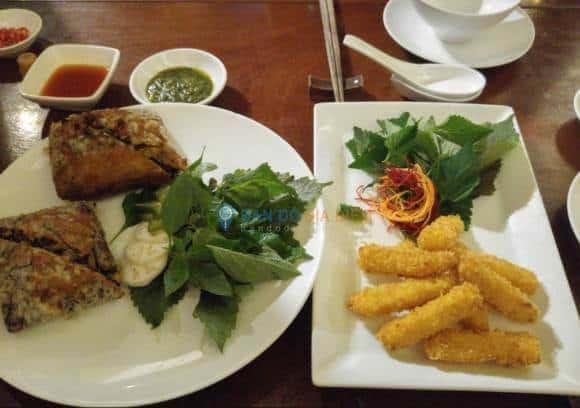 Top 07 Nhà Hàng Chay Ngon Có Thiết Kế Đẹp, An Nhiên Ở Sài Gòn -  - Ăn Chay | Nhà hàng Chay & Coffee Rôu | Nhà hàng chay Đất Lành 51