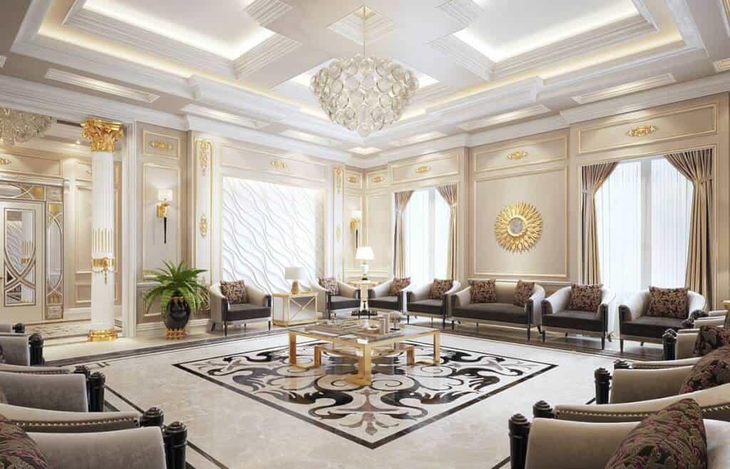 Top 5 Công Ty Thiết Kế Nội Thất Cho Biệt Thự Đẹp Tại Tp. HCM - công ty thiết kế nội thất biệt thự đẹp - Công ty thiết kế & trang trí nội thất Hoàng Gia | Công ty Thiết Kế Kiến Trúc – Xây Dựng Azahome | Công Ty TNHH Nội Thất Unique Decor 17
