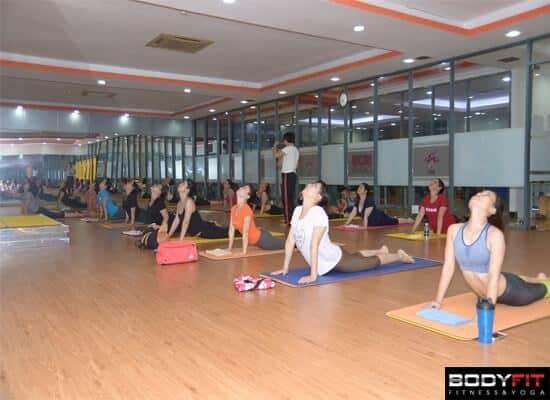 Top 10 địa điểm tập Yoga chất lượng nhất ở TP.HCM - WeFit ...