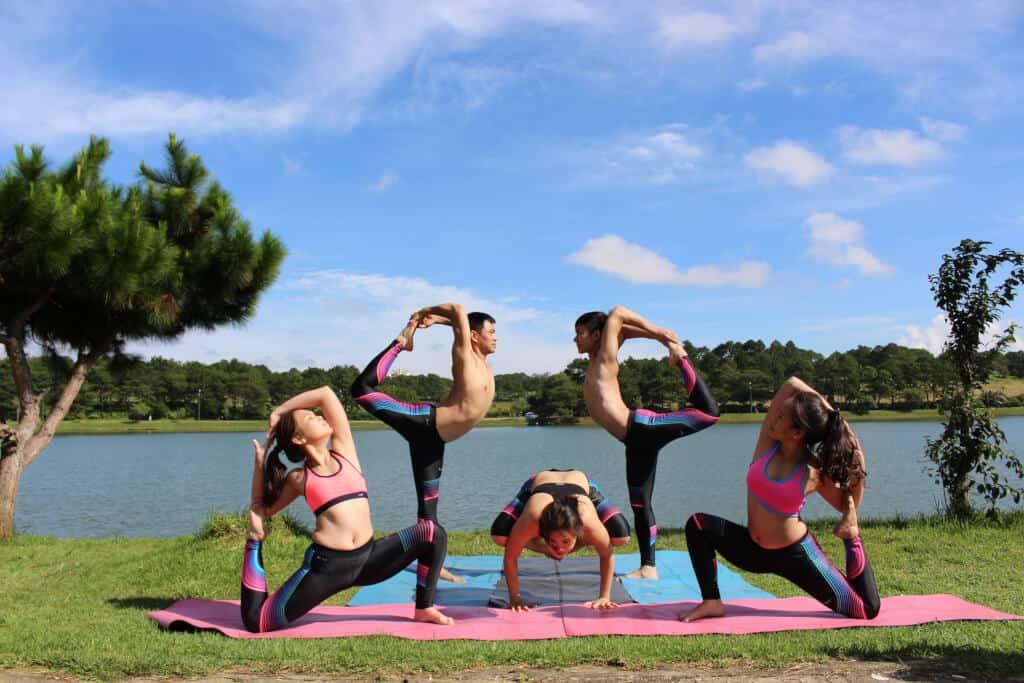 trung tâm dạy yoga chất lượng
