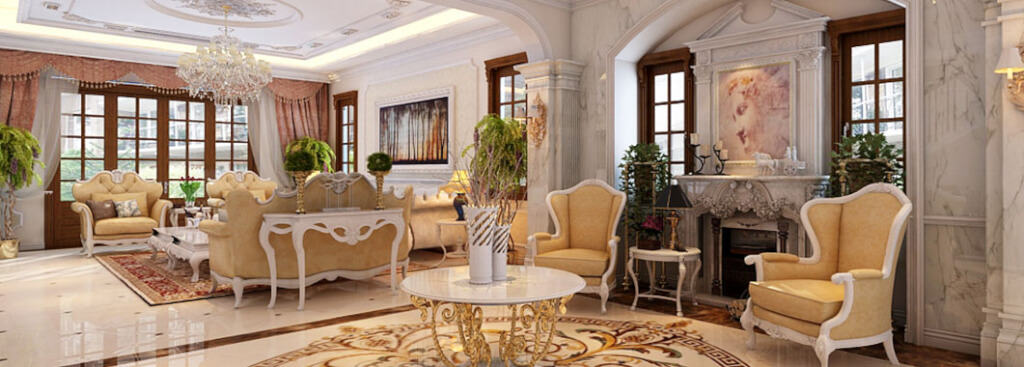 Top 5 Công Ty Thiết Kế Nội Thất Cho Biệt Thự Đẹp Tại Tp. HCM - công ty thiết kế nội thất biệt thự đẹp - Công ty thiết kế & trang trí nội thất Hoàng Gia | Công ty Thiết Kế Kiến Trúc – Xây Dựng Azahome | Công Ty TNHH Nội Thất Unique Decor 29