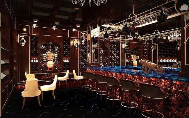 Top 3 Công Ty Thiết Kế Nội Thất Quán Bar Sang Chảnh Tại TP HCM - công ty thiết kế nội thất quán bar - Công ty Cổ phần Kiến trúc và Nội thất Mặt Trời   Công ty Kiến An Vinh   SaigonDecor 28