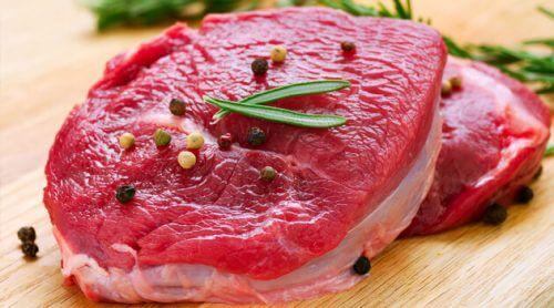 thịt bò thực phẩm giúp phát triển chiều cao trẻ em