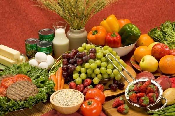 trái cây thực phẩm giúp phát triển chiều cao trẻ em