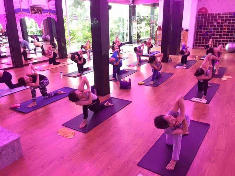 Top 5 Trung Tâm Dạy Yoga Uy Tín Tại Đà Nẵng -  - Bảo Khánh YOGA | CLB YOGA Kim Dung | CLB YOGA Sức Sống Mới 23