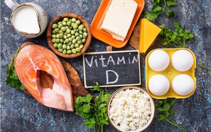 Vitamin D nhóm thực phẩm giúp cải thiện tình trạng loãng xương