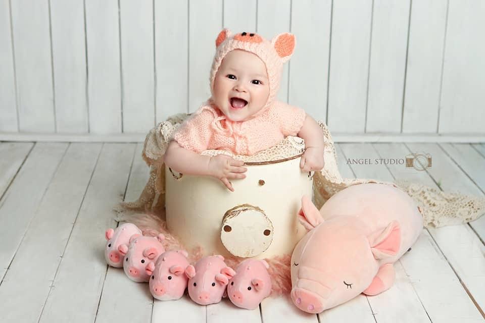 Top 10 Phòng Chụp Hình Baby Chuyên Nghiệp Tại Hà Nội - phòng chụp hình baby - Angel Studio | Baby Bean Studio | Bé Yêu Studio 39