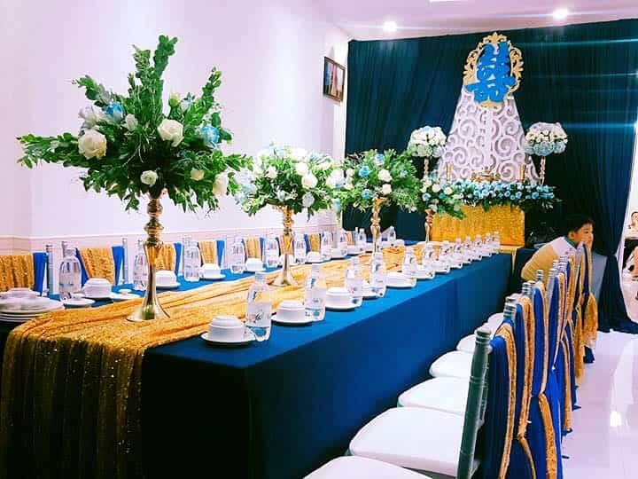 Top 10 Dịch Vụ Trang Trí Tiệc Cưới Ấm Cúng, Giá Tốt Tại TP HCM - dịch vụ trang trí tiệc cưới - Bliss Wedding & Event Planner Việt Nam   Cherish Wedding Planner   Cleo Wedding 27