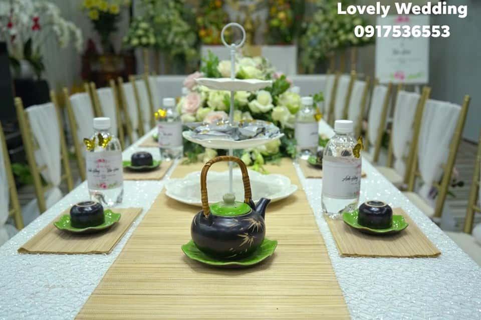 Top 10 Dịch Vụ Trang Trí Tiệc Cưới Ấm Cúng, Giá Tốt Tại TP HCM - dịch vụ trang trí tiệc cưới - Bliss Wedding & Event Planner Việt Nam   Cherish Wedding Planner   Cleo Wedding 33