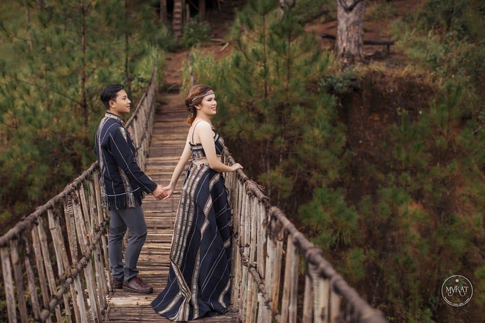 Top 7 Cửa Hàng Cho Thuê Váy Cưới Đẹp Ngất Ngây Ở Đà Lạt - cửa hàng cho thuê váy cưới đẹp - Bom Nguyễn Studio | Caominh Bridal | Đà Lạt 34