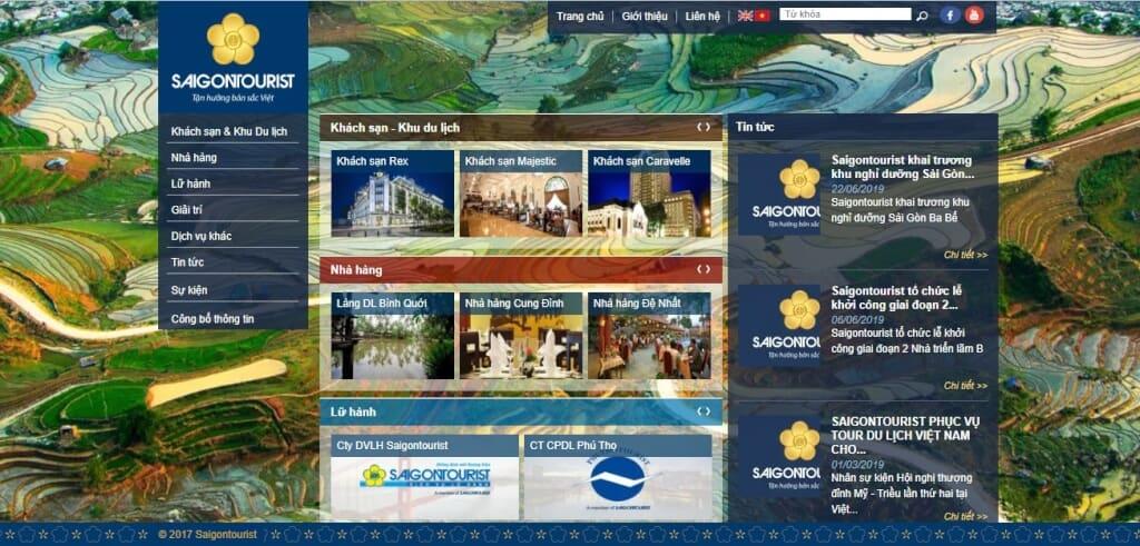 Công ty Du lịch Thành phố Hồ Chí Minh (Saigontourist)