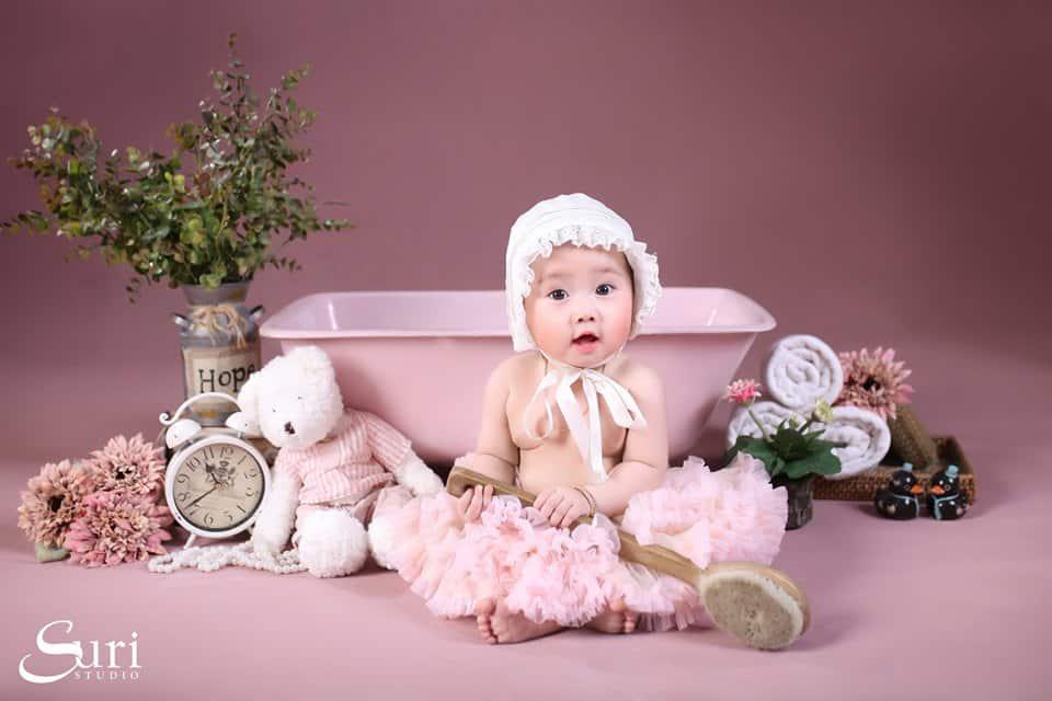 Top 10 Phòng Chụp Hình Baby Chuyên Nghiệp Tại Hà Nội - phòng chụp hình baby - Angel Studio | Baby Bean Studio | Bé Yêu Studio 70