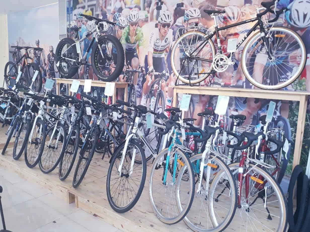 Top 10 Shop Bán Xe Đạp Chính Hãng Nổi Tiếng Tại Hà Nội - shop bán xe đạp chính hãng - F-x Bike | FORNIX | Hà Nội 75