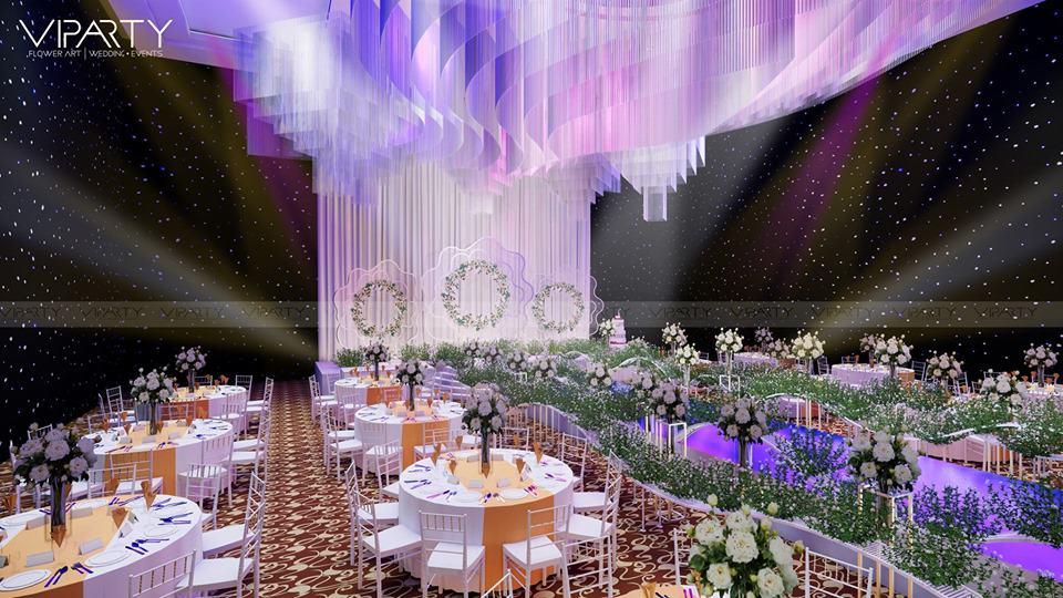 Top 10 Dịch Vụ Trang Trí Tiệc Cưới Ấm Cúng, Giá Tốt Tại TP HCM - dịch vụ trang trí tiệc cưới - Bliss Wedding & Event Planner Việt Nam   Cherish Wedding Planner   Cleo Wedding 29