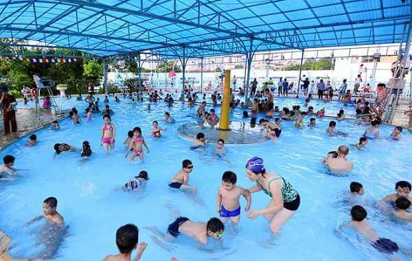 Top 10 Địa Chỉ Dạy Bơi Cho Trẻ Em Uy Tín Tại Hà Nội - địa chỉ dạy bơi cho trẻ em - Bể Bơi Bảo Sơn | Bể Bơi Bốn Mùa Tiến Đạt | Bể Bơi Bốn Mùa Times City 61
