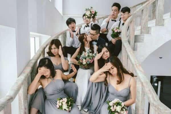 Top 10 Ý Tưởng Chụp Ảnh Cưới Được Cô Dâu Chú Rể Ưa Thích - ý tưởng chụp ảnh cưới đẹp và độc đáo - Ảnh Cưới 73