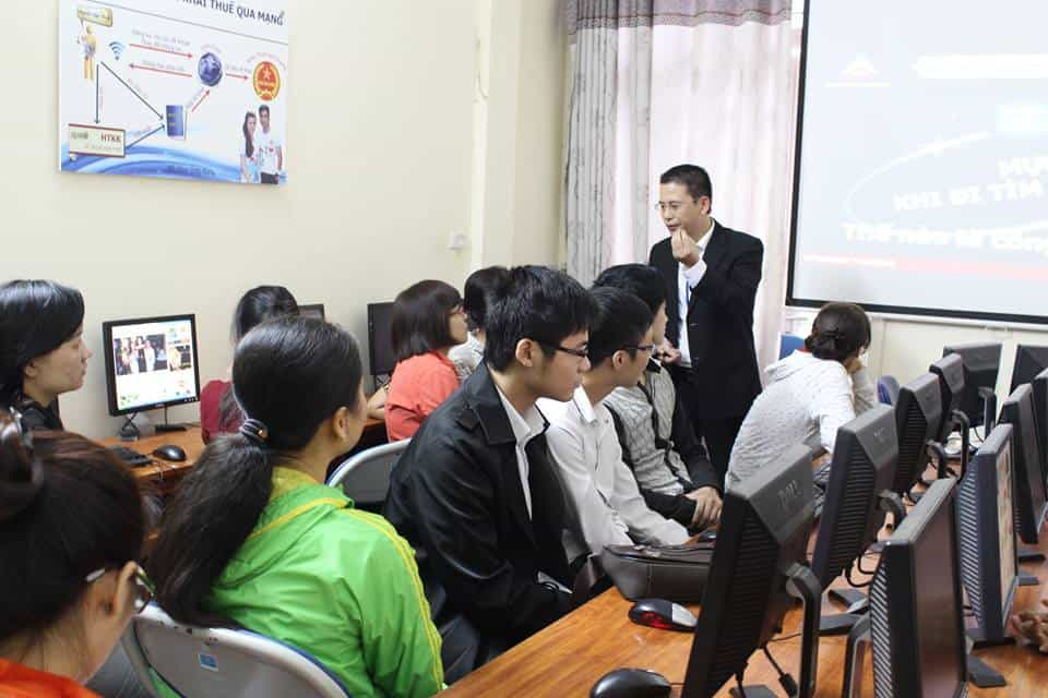 Top 10 Trung Tâm Đào Tạo Nghiệp Vụ Kế Toán Chuyên Nghiệp Tại Hà Nội - trung tâm đào tạo kế toán chuyên nghiệp - Công ty TNHH kế toán - thuế Liên Việt | Hà Nội | Kế Toán Hà Nội Group 23