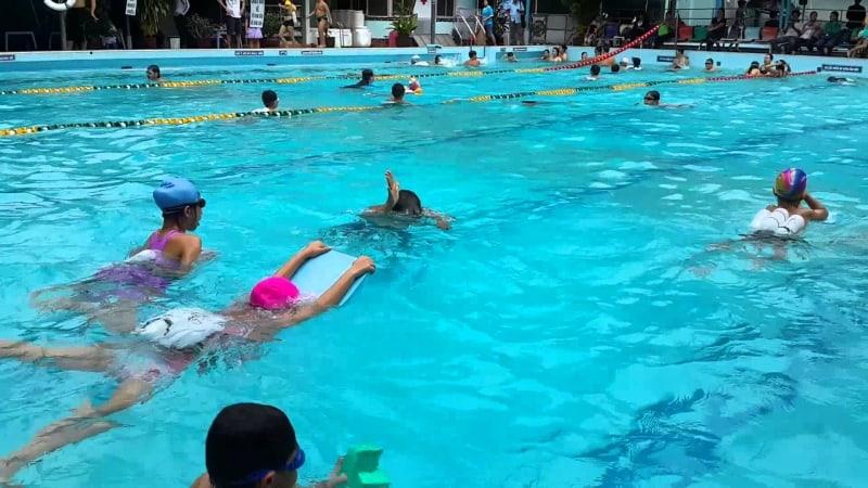 Top 10 Trung Tâm Dạy Bơi Chuyên Nghiệp Cho Trẻ Em Ở Tp.HCM - trung tâm dạy bơi chuyên nghiệp cho trẻ em ở tphcm - Câu lạc bộ bơi lội Yết Kiêu | CLB Fosco | Hồ bơi Kỳ Đồng 35
