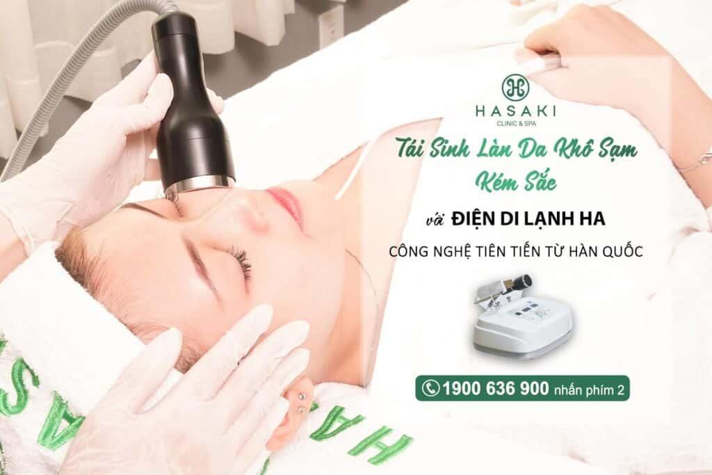 Top 04 Thẩm Mỹ Viện Trị Mụn Hiệu Quả Nhất Tại Quận 9 - thẩm mỹ viện trị mụn hiệu quả - Hasaki Clinic & Spa | Quận 9 | Saigon smile spa 35