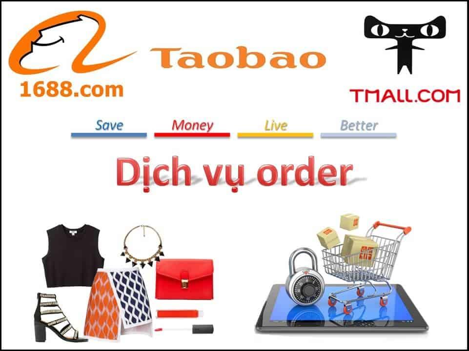 order taobao dịch vụ đặt hàng trung quốc về việt nam