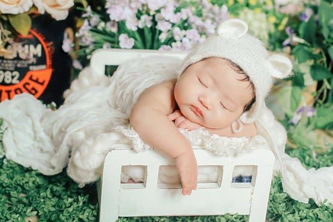 Top 10 Phòng Chụp Hình Baby Chuyên Nghiệp Tại Hà Nội - phòng chụp hình baby - Angel Studio | Baby Bean Studio | Bé Yêu Studio 65