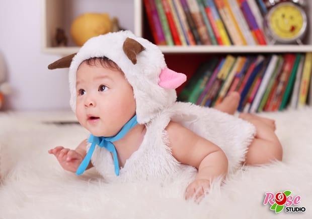 Top 10 Phòng Chụp Hình Baby Chuyên Nghiệp Tại Hà Nội - phòng chụp hình baby - Angel Studio | Baby Bean Studio | Bé Yêu Studio 49