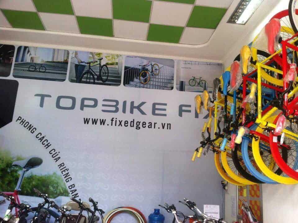 Top 10 Shop Bán Xe Đạp Chính Hãng Nổi Tiếng Tại Hà Nội - shop bán xe đạp chính hãng - F-x Bike | FORNIX | Hà Nội 71
